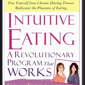 Book Review: Intuitive Eating