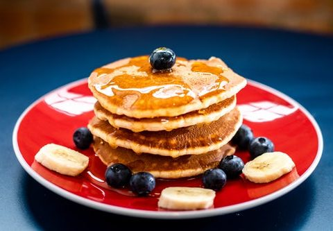 Oat Pancakes [Recipe]