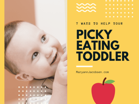 7 Ways to Help Your Picky Eater