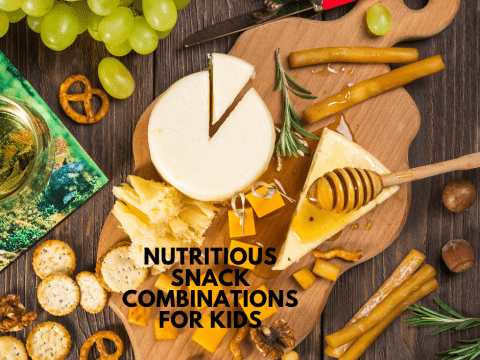 Top 10 Nutritious Snack Combinations for Kids