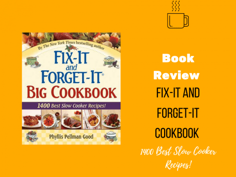 Book Review: Fix-It and Forget-It Big Cookbook: 1400 Best Slow Cooker Recipes