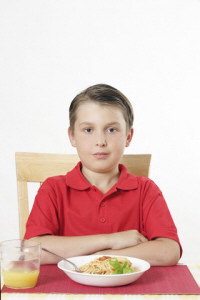 Post image for Ask the Dietitian: What Should I Do When My Child Refuses Dinner?