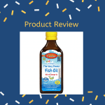 Carlson for kids fish oil