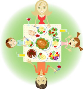 How to Make Family Dinners More Kid Friendly