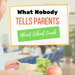 parents school lunch