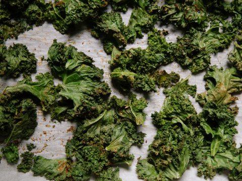 Kale Chips [Recipe]