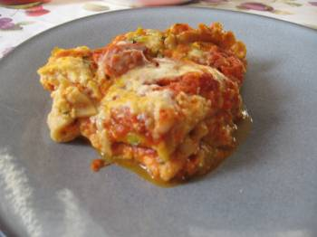 Post image for Family Dinners: Slow Cooker Veggie Lasagna