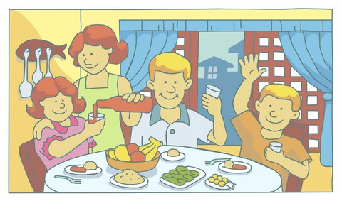 Post image for Eating Disorder Prevention (Part 3): How to Maximize the Power of Family Meals