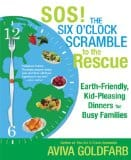 Cookbook Giveaway: SOS! The Six O'Clock Scramble to the Rescue