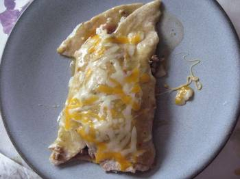 Easy Baked Burritos [Recipe]