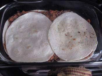 Mexican Lasagna  [Recipe]