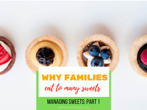 The REAL Reason Families Eat Too Many Sweets