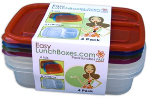 Easy Lunch Boxes Review and Giveaway