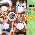 weekly meal plan 2011
