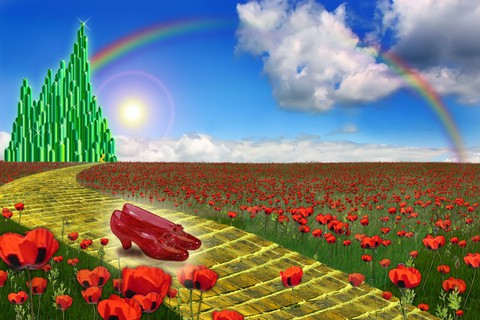 The Wizard of Oz Guide to Making Healthy Habits Stick