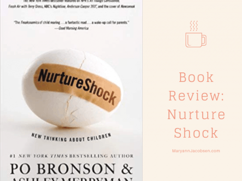 Book Review: Nurture Shock