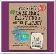 Post image for The Best Homemade Baby Food on the Planet Giveaway (and Weekly Meal Plan)