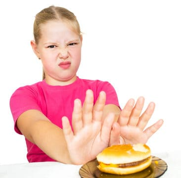Is Your Child Holding You Hostage at Mealtime?