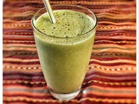 The (Almost) Green Smoothie [Recipe]