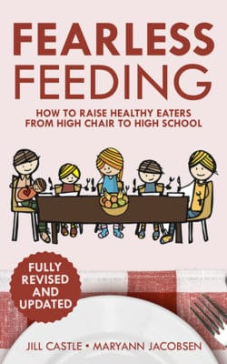 Fearless Feeding book cover