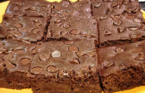 Black Bean Brownies [Recipe]