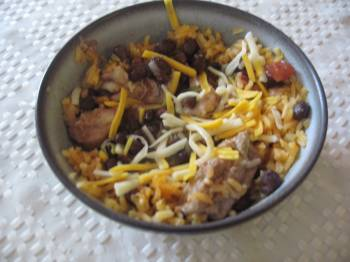 Post image for Pollo Asado Bowl