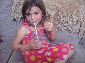 Kids Smoothies: Book Review and Giveaway