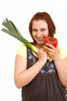Vegetable Series (Part 1):  Do You a Have Healthy Relationship with Vegetables?