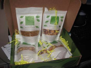NatureBox Review and Giveaway