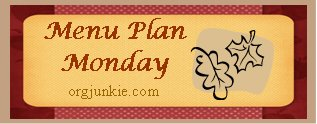 Post image for Weekly Meal Plan: Monday December 10th