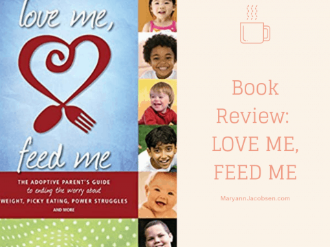 Book Review: Love Me, Feed Me