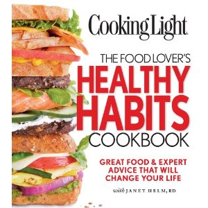 Post image for The Food Lover's Healthy Habits Cookbook Review and Giveaway