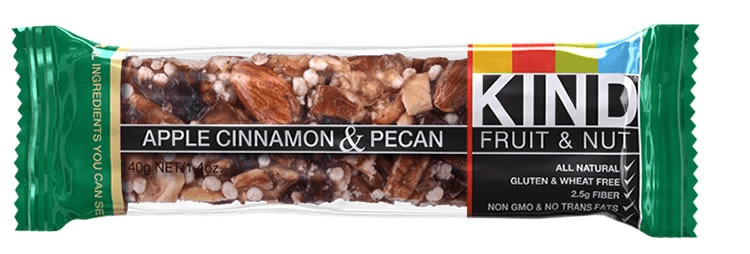 Join the Real Food Snack Revolution (And Kind Giveaway)