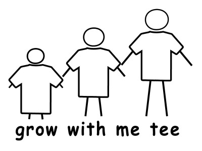 Post image for Growth With Me Tee Giveaway
