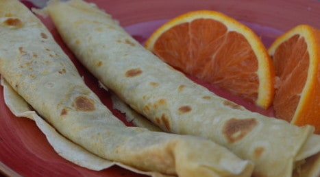 3 Ingredient Crepes [Palachinke]