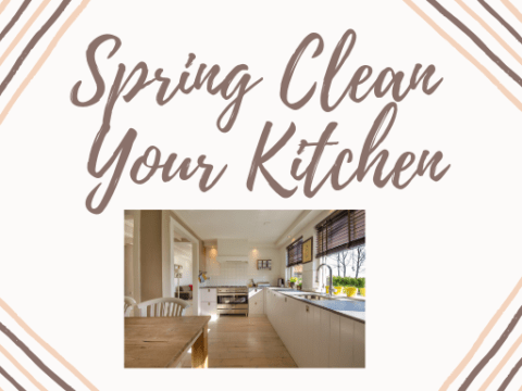 The Kitchen Spring Cleaning Everyone Should Do (But Doesn't)