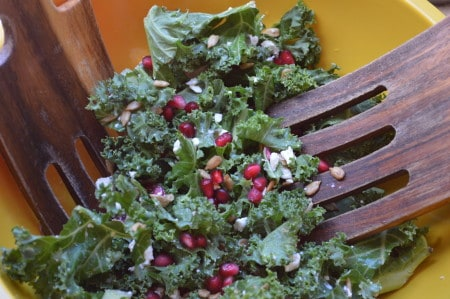 Summer Kale Salad [Recipe]