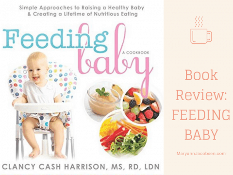 Feeding Baby: Book Review and Giveaway