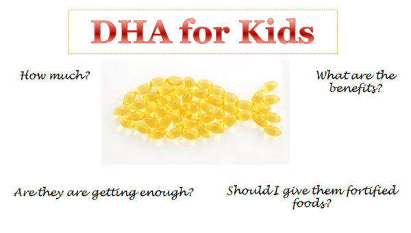 DHA for Kids: The Complete Guide for Parents
