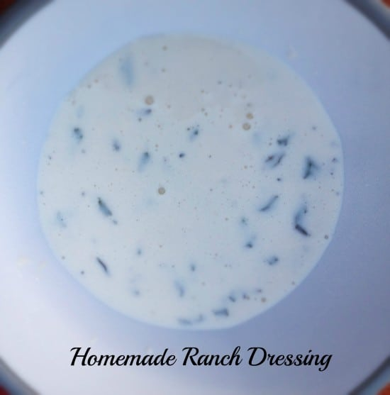 How to Make Homemade Ranch Dressing Kids Will Eat [Recipe]