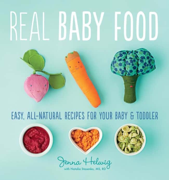 Post image for Real Baby Food Review, Giveaway and Fajita Salad Recipe