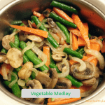 vegetable medley side dish recipe