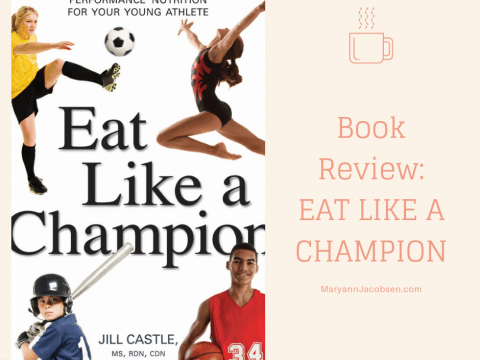 Book Review: Eat Like a Champion