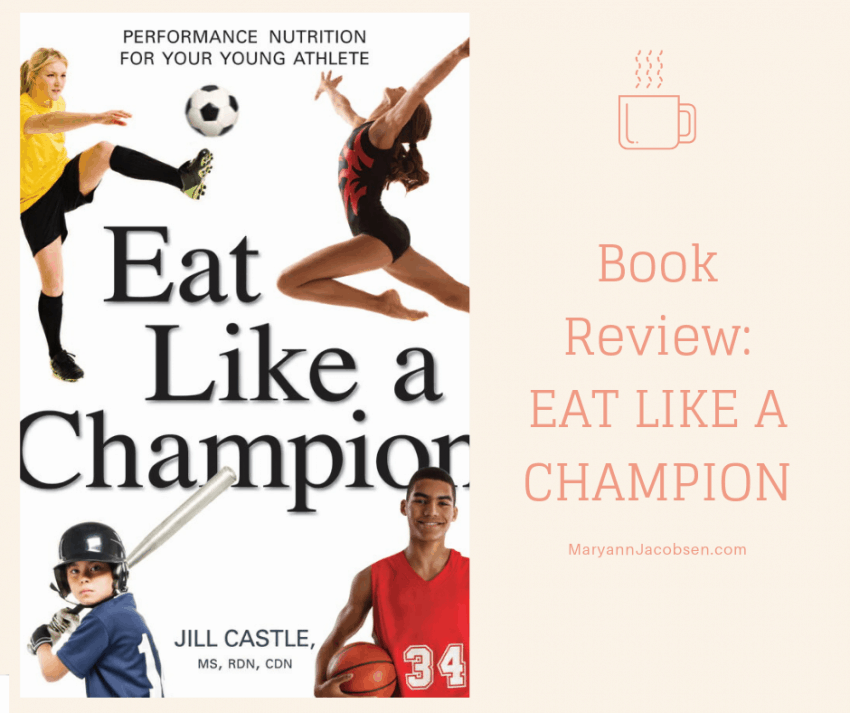 Eat Like a Chamption review