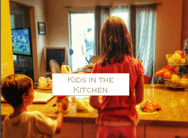 5 Ways to Boost Your Child's Independence in the Kitchen