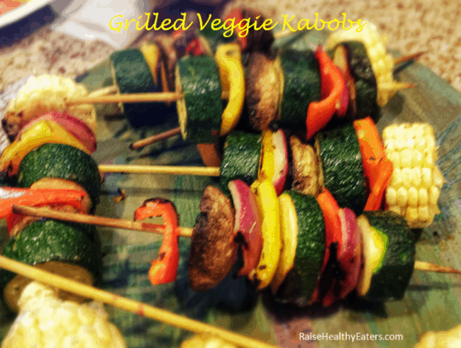 How to Make Grilled Vegetable Kabobs in 5 Easy Steps [Recipe Included]