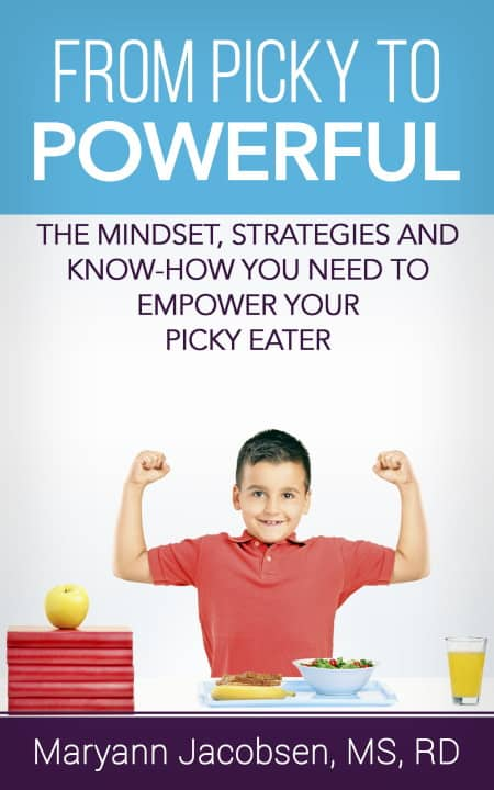 Introducing My New Book: From Picky to Powerful