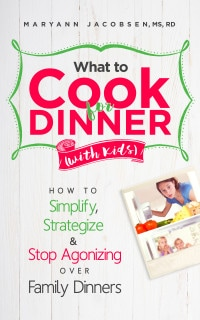 What to Cook for Dinner book