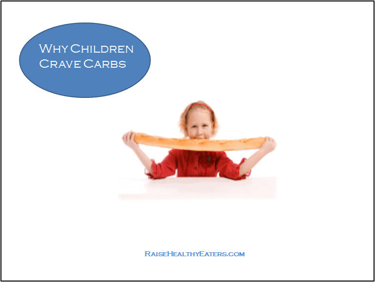 3 Things Carb-Loving Children Wish Their Parents Knew