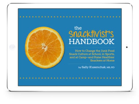 The Snacktivist's Handbook Review & Giveaway